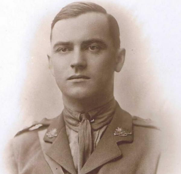 Captain Robert Percy YOUNG 29 Nov 1889 -18 Sept 1918