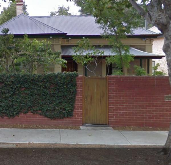 9 Torrens Street, East Adelaide - now College Park