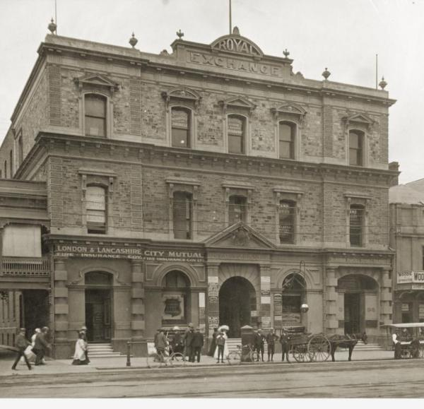 Royal Exchange Building