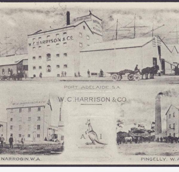 Harrison & Co, Port Adelaide
