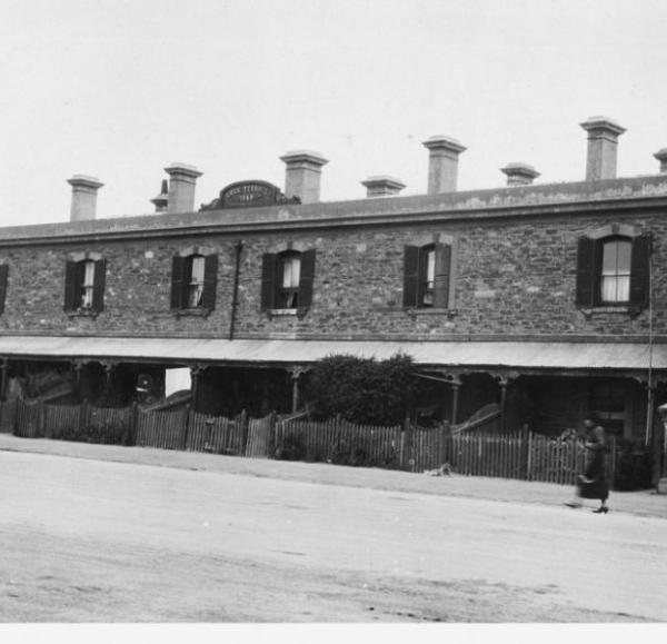Gouger Street [B 3773] • Photograph | Source: http://collections.slsa.sa.gov.au/resource/B+3773
