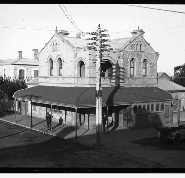 Kadina Post Office, c1920