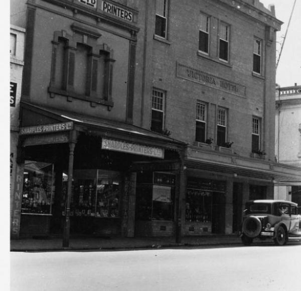 Victoria Hotel 1930