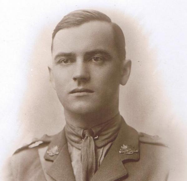 Capt. Robert P Young of Cavendish, Victoria