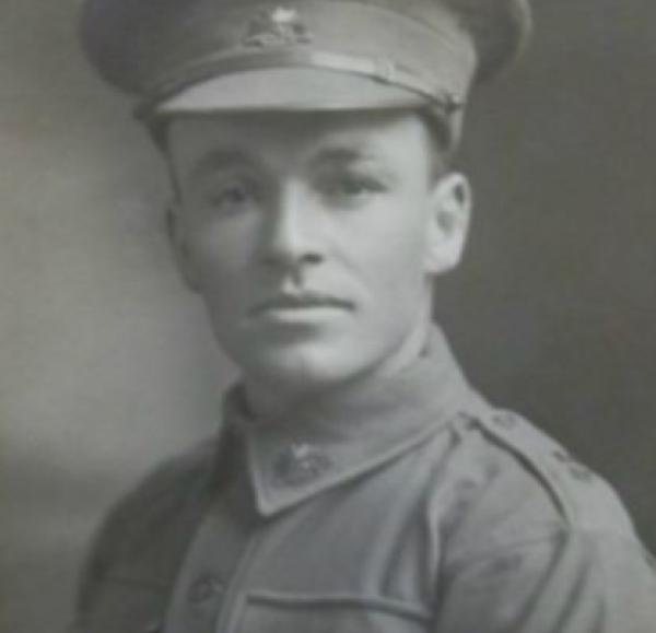 Image uploaded on the 100th anniversary of his death