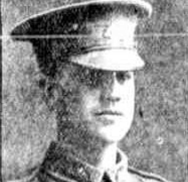 Sergeant GRR Bice, MM