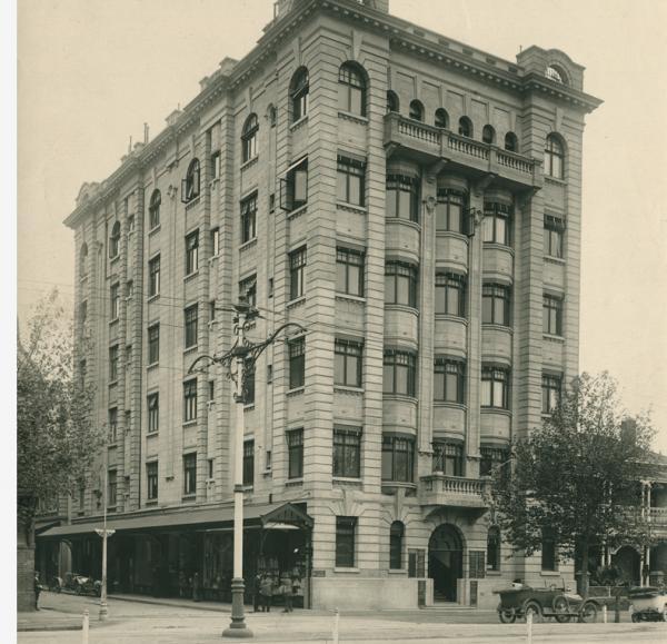 Verco Building B 1826 | Source: Verco Building B 1826
