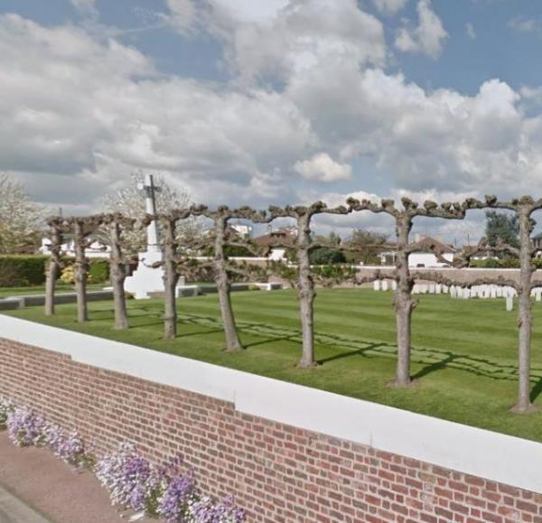 St Sever Cemetery, Rouen, France