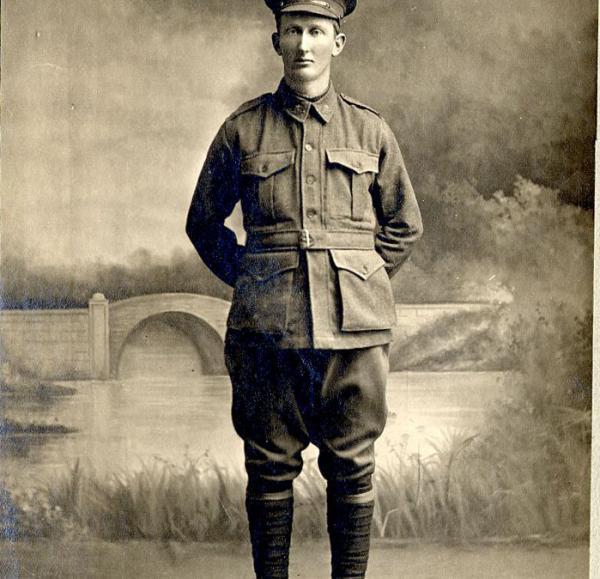 Frederick William Clair Adey