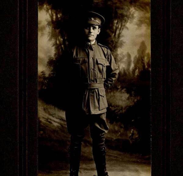 Percy Ezra Vivian Pelham