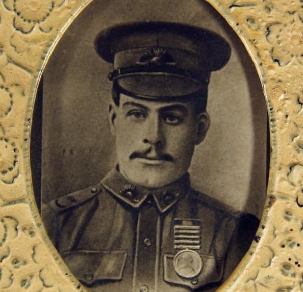 Portrait of Herbert Selmar Conrad