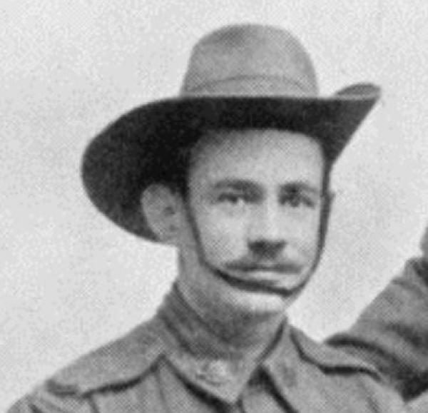 Wesley Paul Choat | Source: https://www.awm.gov.au/collection/P03236.156